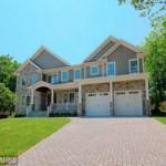 Single-family house at 5805 26th St, N Arlington, VA 22207