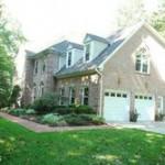 Single-family house at 6620 Horseshoe Trl, Clifton, VA 20124