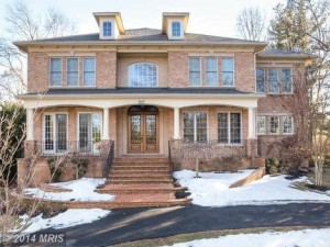 Single-family house at 7117 Matthew Mills Rd, Mclean, VA 22101