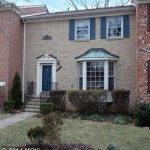Townhouses at 7402 Forest Hunt Ct Springfield VA 22153