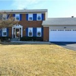 A single family homes at 7802 Odell St Springfield VA 22153