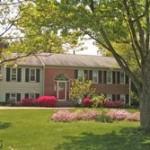 A single family homes at 8009 Point Dr W Springfield VA 22153