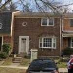 Townhouses at 6890 Brian Michael Ct Springfield VA 22153