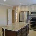 A single family homes at 7211 Sydenstricker Rd Springfield VA 22152