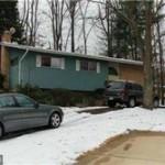 A single family homes at 6404 Greeley Blvd Springfield VA 22152