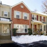 Townhouses at 8215 Southwater Ct Springfield VA 22153