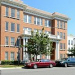 Find a newly built luxury condo in Old Town Alexandria at Abingdon Row
