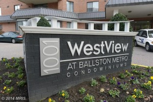 Ballston Metro condo