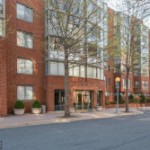 mid-rise condominium