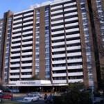 high-rise condominium