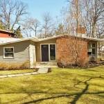 A single family homes at 3015 PINE SPRING RD Falls Church VA 22042
