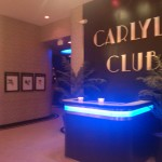 The Carlyle Club is within walking distance to the King St. Metro