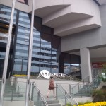 On the second floor of the Artisphere there is the Dome Theatre