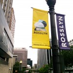 Rosslyn has lots of condominiums to chose from