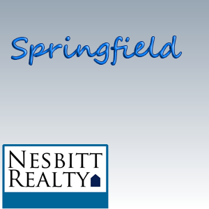 Call Nesbitt Realty for Springfield Real Estate services