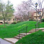 Townhouse living with condo convenience near the Orange Line Metro in Vienna VA