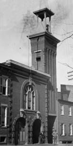 Columbia Firehouse