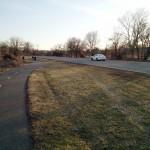 George Washington Parkway going towards Mount Vernon
