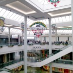Landmark Mall is in West End