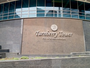 Some Turnberry Tower condominiums have private elevators
