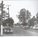 A snapshot in time from 1961 at Duke Street in Alexandria VA
