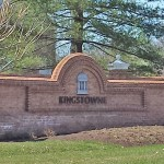 Kingstowne entrance