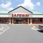 Safeway prior to the renovation