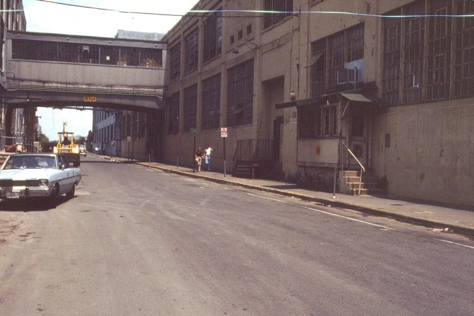 The Torpedo Factory, 1980.