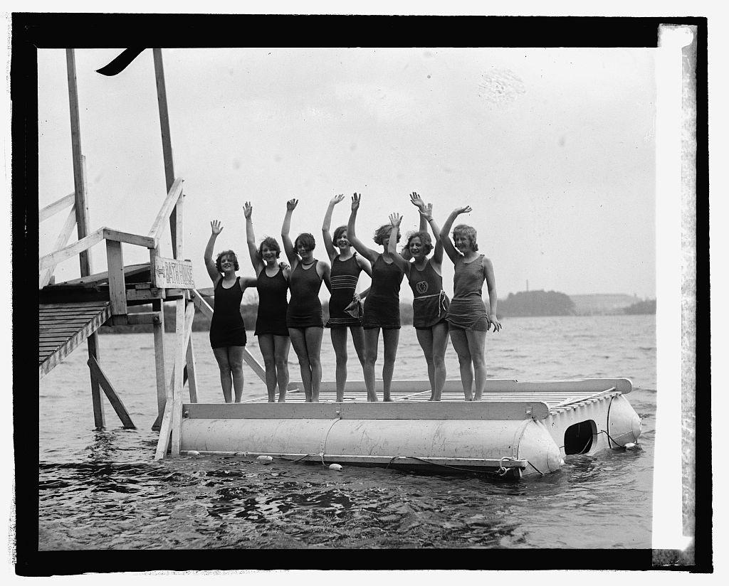 Arlington Beach 1925