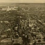 View east from the Washington Monument, 1909