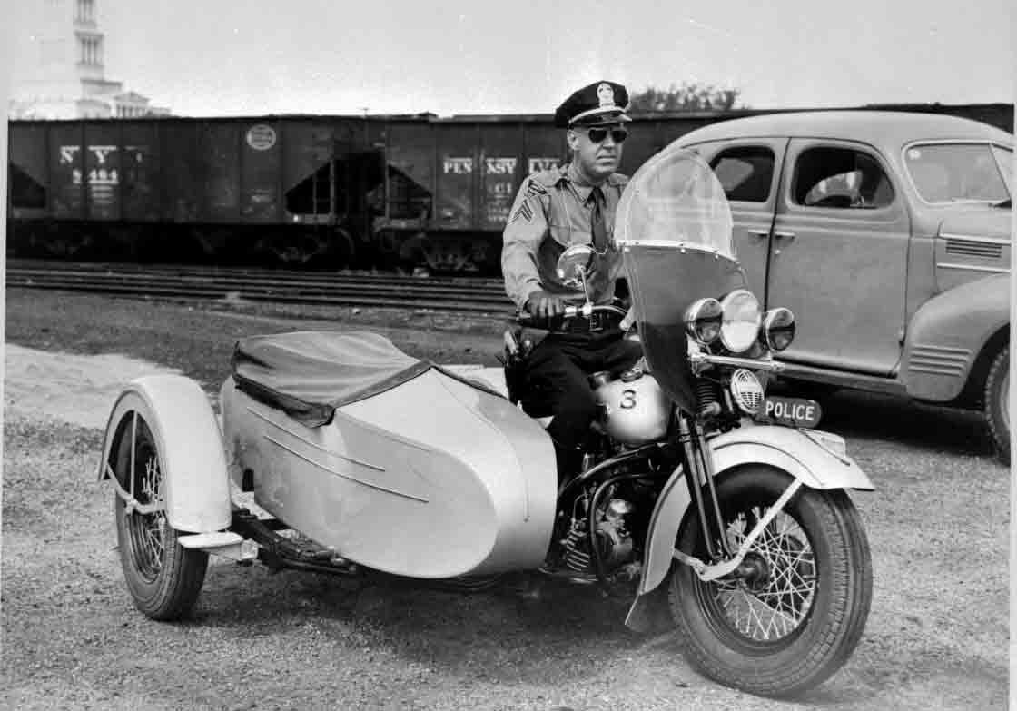 Vintage Police Motorcyles Photos Tigerdroppings Com
