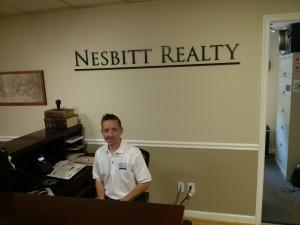 Kelly Nesbitt begins work