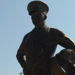 President Eisenhower Statue in the City of Alexandria