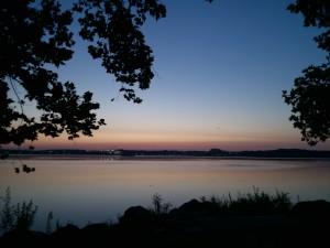 Potomac River sunrise