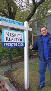 Under contract in Huntington will Will Nesbitt