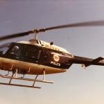 FCPD Bell JetRanger III c.1983