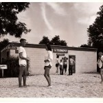 Teen Spot at Swim Club in Annandale, Va, in 1954