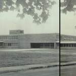 Edison High School in 1963