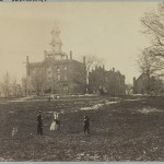 Fairfax Seminary, near Alexandria, Va.1862
