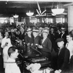 The night before prohibition began in Washington D.C., in 1920