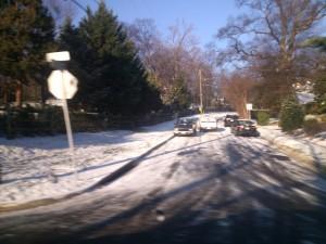 Belle Haven winter