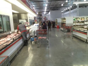 Costco meats and premade meals