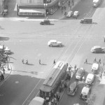 1939 Photo of Intersection at 14th and New York
