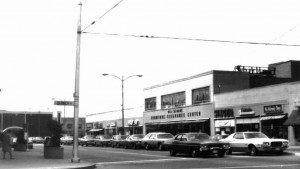 Shirlington in the 1970s…