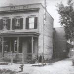 John W. Jackson had a home bakery at 1022 Pendleton St Alexandria, Va.