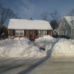 New Alexandria Real Estate snowed in