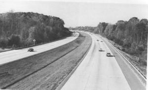 495 from 236 towards Braddock ..1970ish.