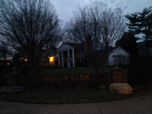 Welcome to Hollin Glen