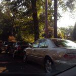 Arlington neighborhood near the Parkway