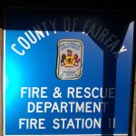 Volunteer with the department, Fire & Rescue - County of Fairfax
